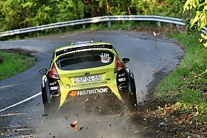 Turánék a 4. helyen zártak az Ózd Rallye-n