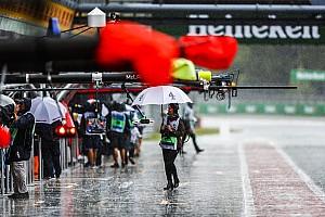 F1 练习赛报告 意大利大奖赛FP3:大雨侵袭,马萨雨地最快
