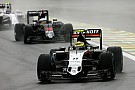 Force India says securing fourth would be