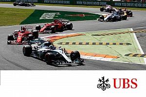 James Allen y su análisis UBS de la estrategia en el GP de Italia
