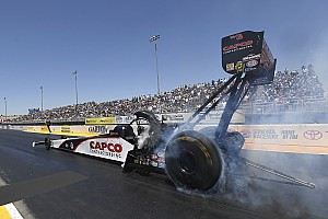 NHRA Preview Epic title battles to be decided at Pomona's NHRA Finals
