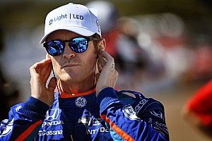 """IndyCar Breaking news Dixon angered by """"fabricated"""" St. Pete running order"""