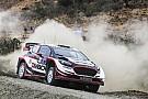 Evans acabó el primer día del Rally de Argentina en el liderato