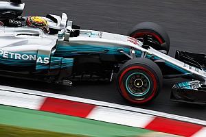Formule 1 Actualités Hamilton: La Mercedes est