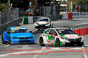 WTCC Breaking news Joker lap receives critical acclaim from WTCC drivers