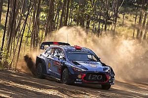 WRC Réactions Un problème qui affecte particulièrement Sordo