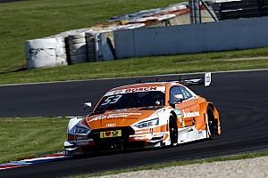 DTM Prove libere Jamie Green comanda il poker Audi nelle Libere 3 del Lausitzring