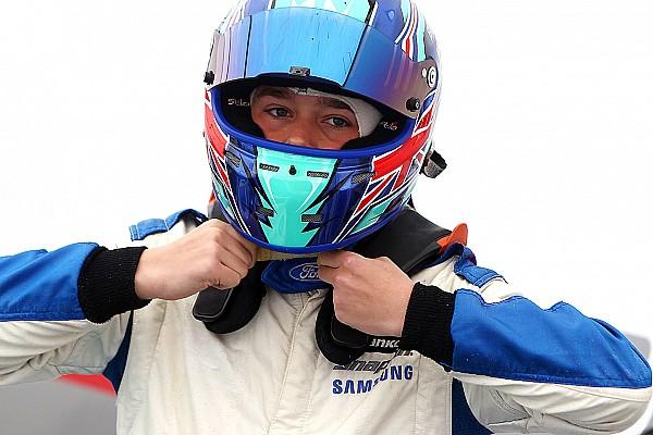 Formule 4 Nieuws Eerste reactie Billy Monger na zijn zware crash: