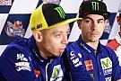 MotoGP Vinales: Rossi'ye karşı kötü bir düşüncem yok