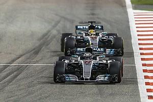 Formule 1 Nieuws Hamilton en Bottas willen geen teamorders