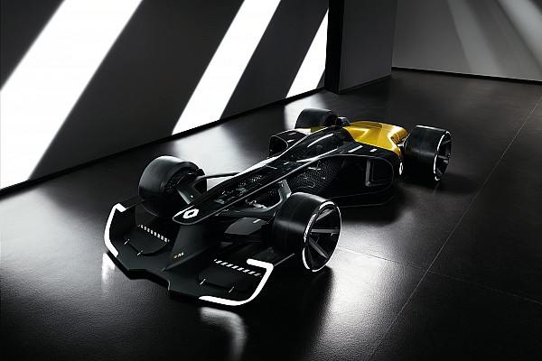 Renault presenta su prototipo de F1 para 2027