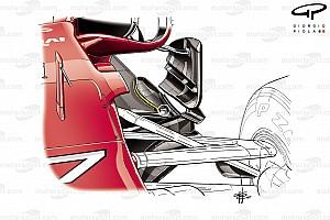 Formula 1 Analiz 2017 Formula 1 sezonunda öne çıkan 5 teknik çözüm