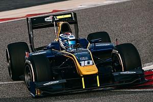 FIA F2 Laporan tes Latifi puncaki hari kedua tes Bahrain, Gelael P18