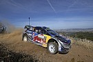 WRC Ogier et Tänak prêts pour le premier des rallyes grande vitesse