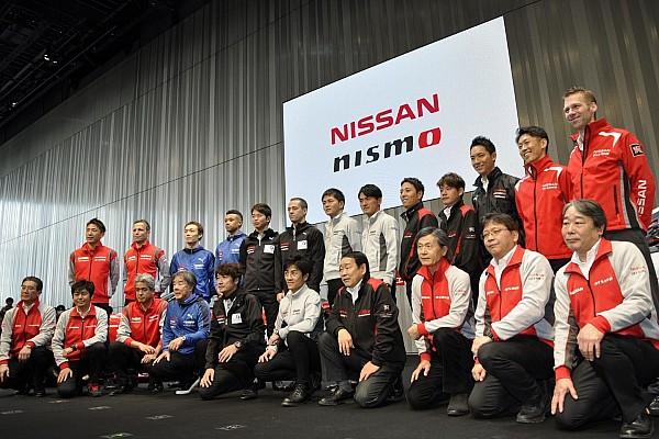 スーパーGT 速報ニュース 【スーパーGT】日産体制発表「どのチームでもチャンピオンを狙える」