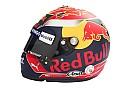 Formula 1 Max Verstappen svela il nuovo casco che userà nel Mondiale F.1 2017