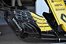 Formula 1 Renault reveals new front wing concept