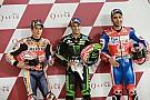 La grille de départ du GP du Qatar MotoGP