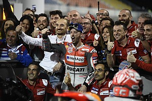 Ducati dans l'obligation de renouveler Dovizioso