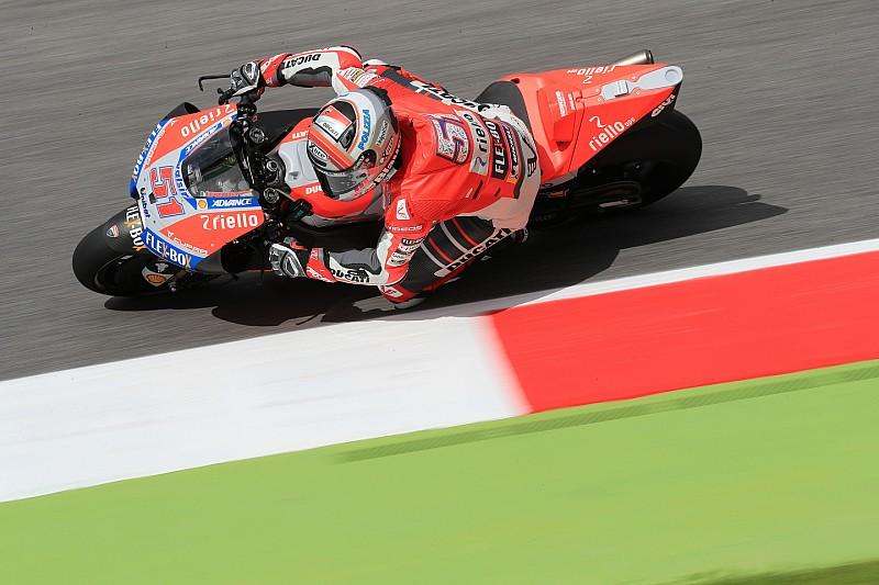 MotoGP переглянула правила використання повітряних подушок