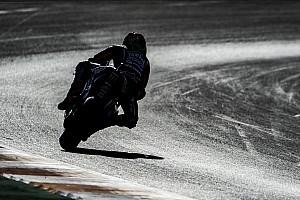 MotoGP Новость Yamaha тестирует в Валенсии новые винглеты: видео