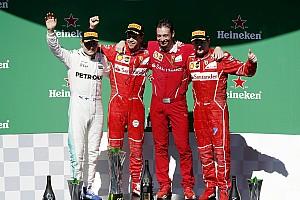 F1 比赛报告 巴西大奖赛:维特尔轻松赢下赛季第五胜