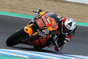 Moto2 Crónica de test Atiratphuvapat y Quartararo, los más rápidos en el último día test en Jerez
