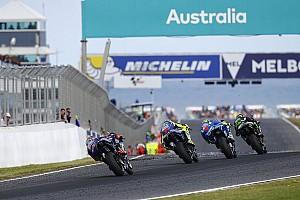 MotoGP Важливі новини Гонщики хочуть змінити розклад Гран Прі Австралії у майбутньому