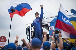 Dakar Resumen del tramo Nikolaev logra el triunfo para Kamaz en el Dakar