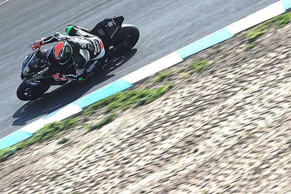 WSBK Essais Jerez - Les Kawasaki déjà devant, mais c'est Sykes en tête!