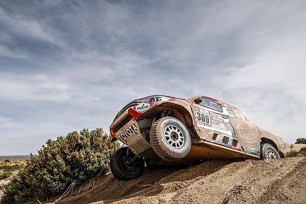 Dakar Reporte de la carrera Ten Brinke gana en Fiambalá y Sainz es más líder