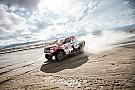 """Dakar Ten Brinke zonder airco naar vijfde plaats: """"Het was het waard"""""""