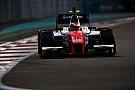 FIA F2 Tes F2 Abu Dhabi: Deletraz pimpin hari pertama, Gelael P16