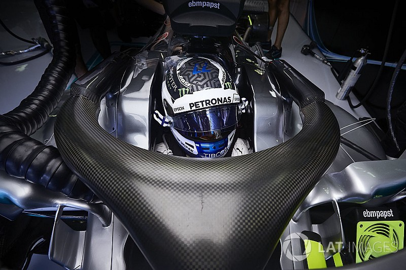 Did Bottas really deserve a penalty in the Hungarian GP? – video