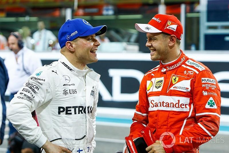 Atrás das Mercedes, Vettel aposta fichas em ritmo de prova