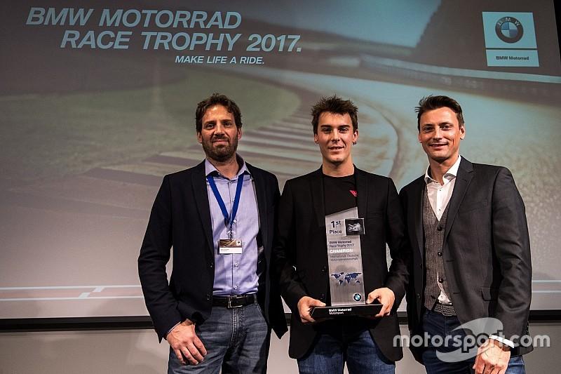 BMW Motorrad ehrt Gewinner der Race Trophy