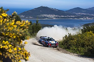 WRC Leg report Portugal WRC: Neuville extends lead, Meeke crashes