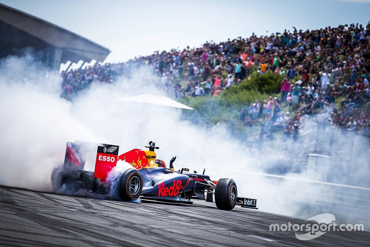 'Grand Prix van Nederland op voorlopige F1-kalender 2020'