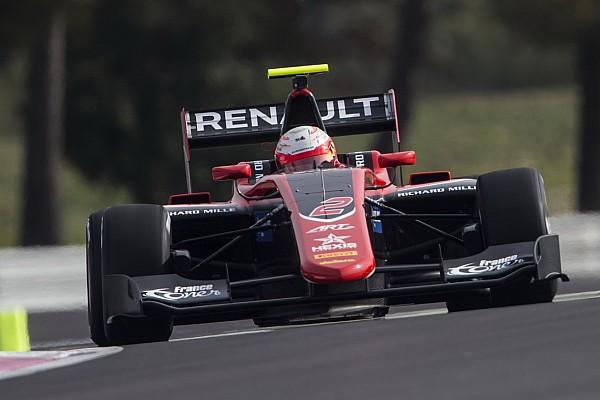 GP3 Test Test Jerez, Giorno 1: Hubert mette tutti in riga. Bene Pulcini e Lorandi