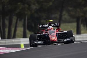 GP3 Test raporu Jerez GP3 testi: Hubert 0.022 farkla lider, Calderon 15.