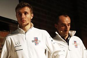 Formule 1 Interview Sirotkin : Kubica sait que c'est