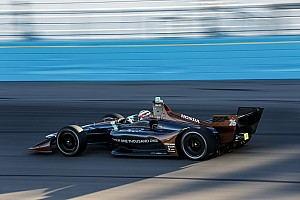 IndyCar Interview IndyCar rookies have never had it tougher, says Veach's engineer