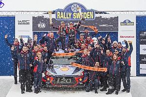 WRC Leg report Sweden WRC: Neuville takes points lead with win