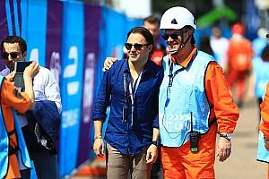 """Fórmula E Últimas notícias Massa admite """"boas possibilidades"""" na F-E para o fim do ano"""