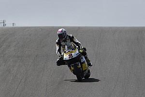 Moto2 Interview Raffin: