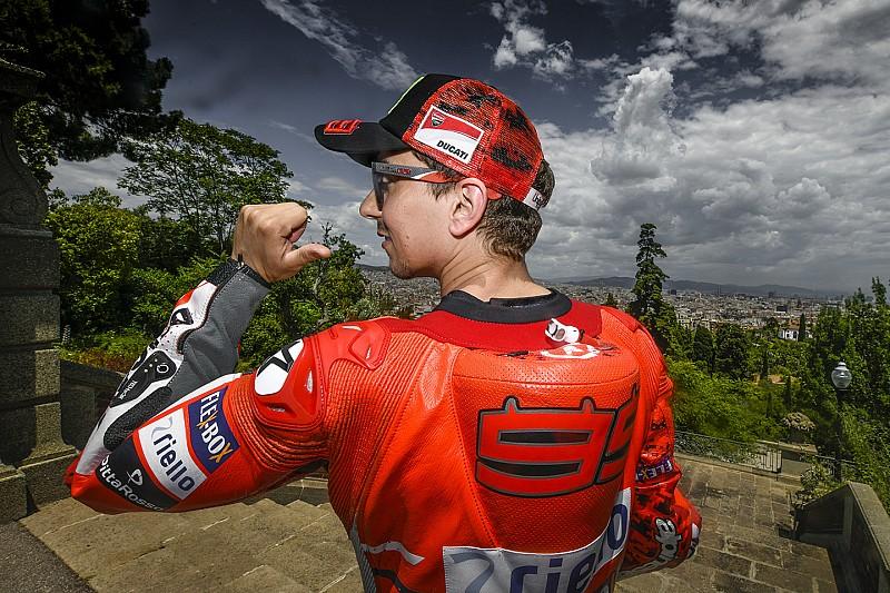Jorge Lorenzo erklärt Honda-Wechsel: Ducati wollte den Fahrer tauschen