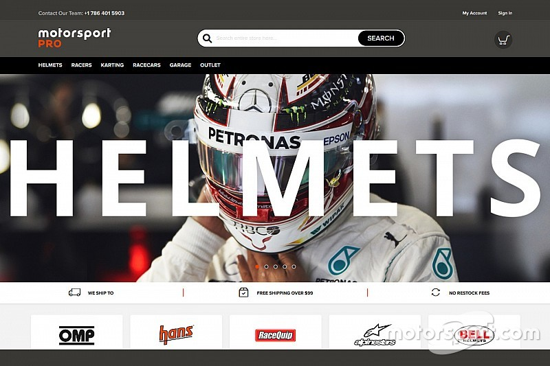 Motorsport Network, e-ticaret platformU MotorsportPRO.com'u tanıttı