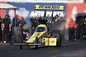 NHRA Testing report Pritchett, Hagan and Enders finish NHRA Spring Training on top
