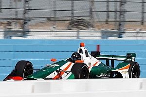 "IndyCar Breaking news Kaiser ""exceeded expectations"" says Juncos after IndyCar test"