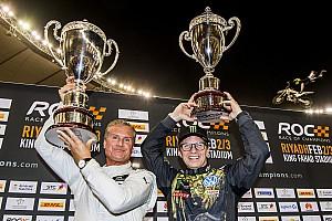 General Race report Race Of Champions: Coulthard juara usai kalahkan Solberg